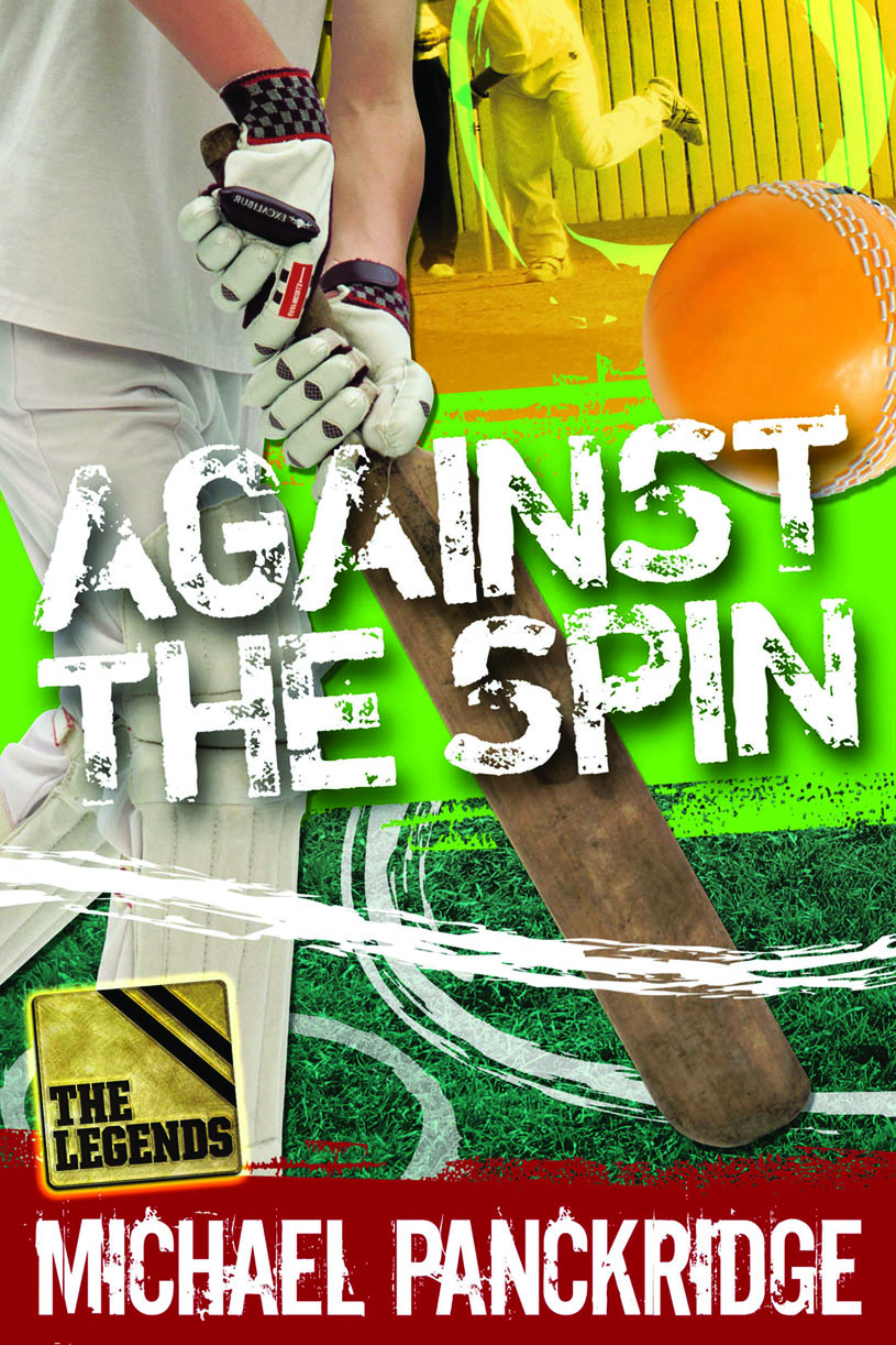 Legends - Against the Spin